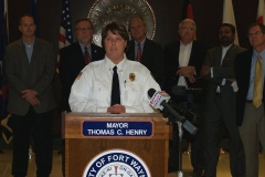 Newly appointed Chief Amy Biggs