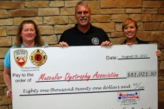 """Another Successful MDA """"Fill the Boot"""" Campaign"""