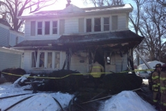 Fleming Avenue fire