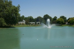 Lakeside Park pond