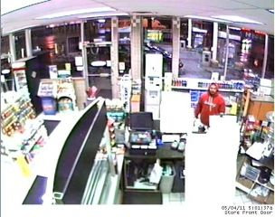 Attempted Armed Robbery suspect