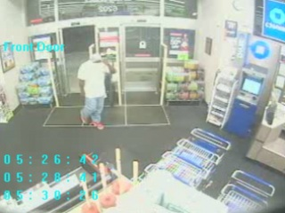Armed Robberies suspect
