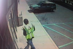 Attempted Robbery suspect