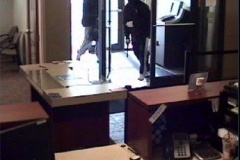 Suspects sought in Armed Bank Robbery