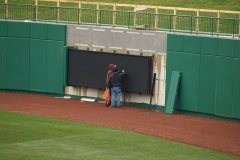 2009/04/14: Working on one of the smaller video boards