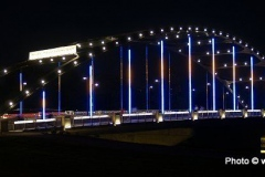 The Dr. Martin Luther King Jr. Memorial Bridge