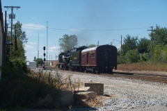 2010/09/08: The NKP 765 past