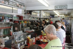 Busy Cindys Diner