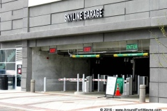 Skyline Parking Garage