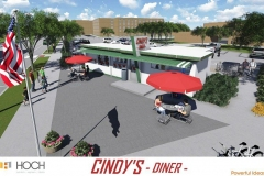 Cindys Diner new location