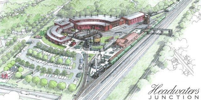 Headwaters Junction Conceptual Drawing