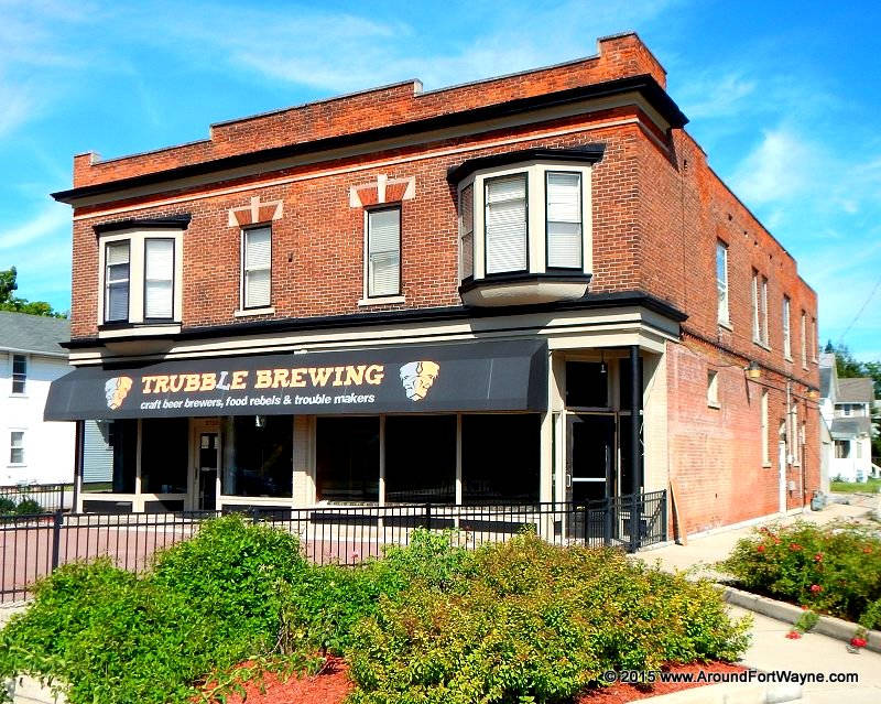 Trubble Brewing on Broadway