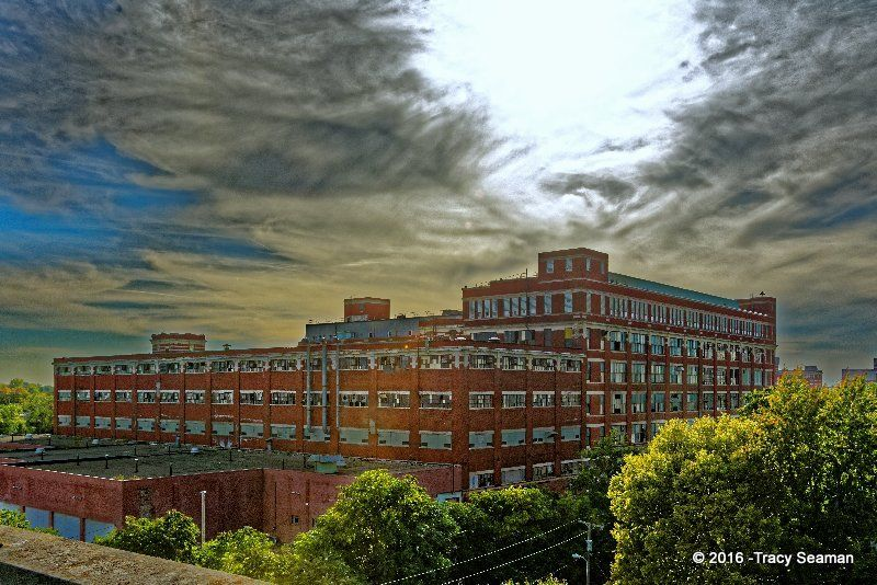 Bright future for the former GE Broadway Campus.