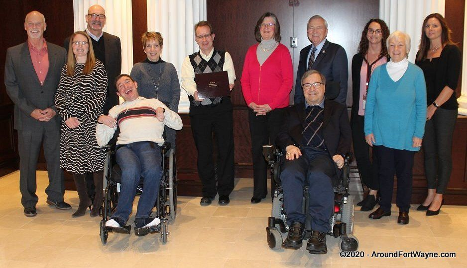 Disability Awareness Month Proclamation