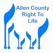 Allen County Right to Life logo