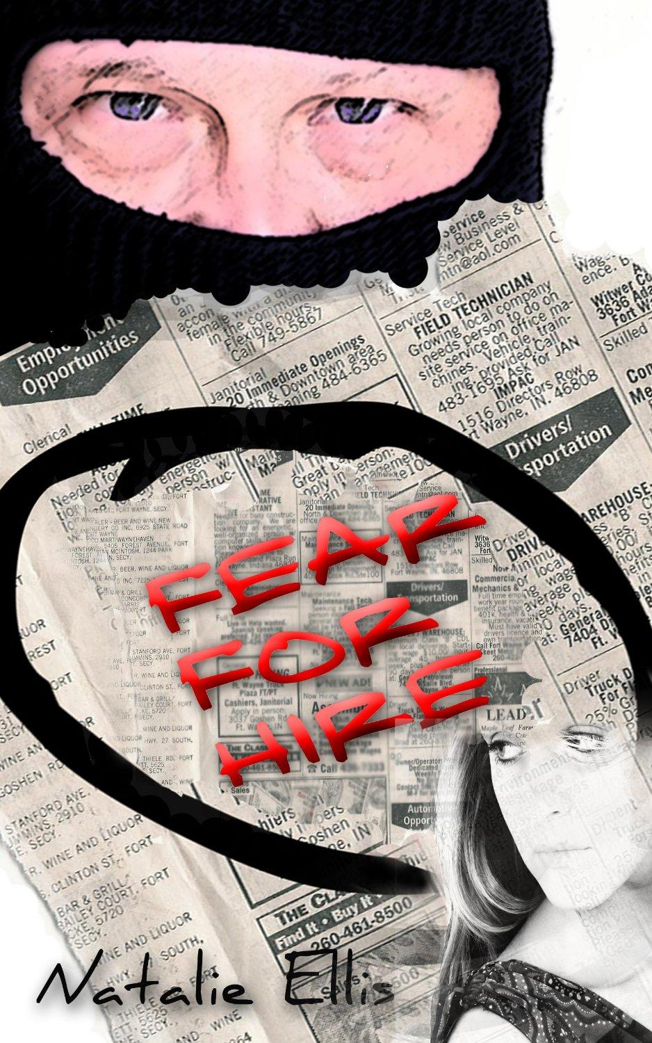 Fear For Hire cover