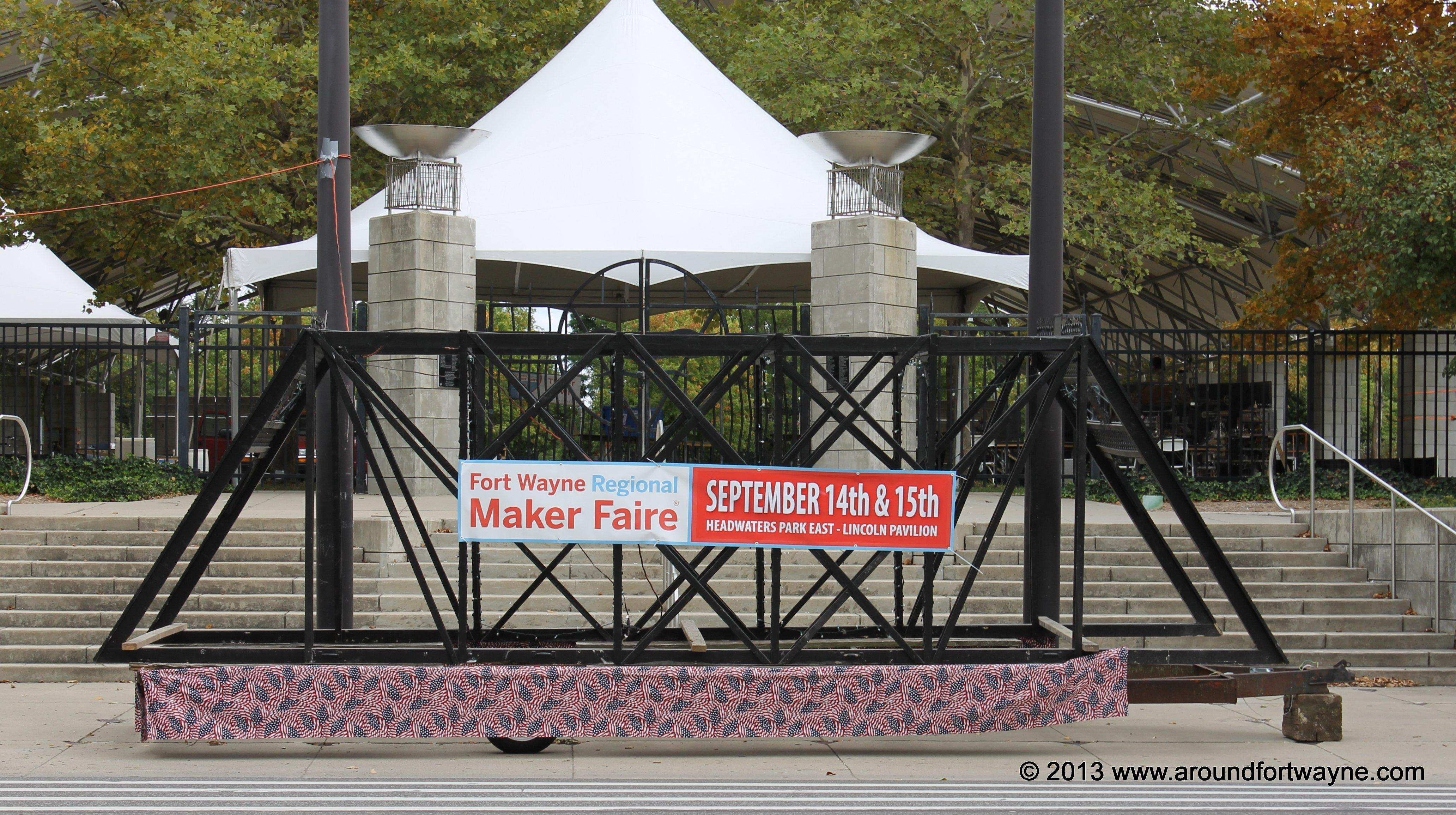 Fort Wayne Maker Faire at Headwaters Park