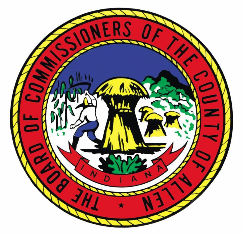 Seal of Allen County
