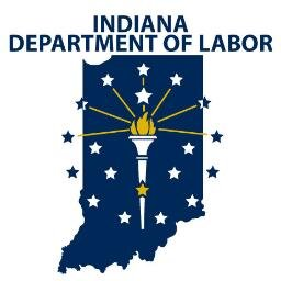 Indiana Department of Labor logo