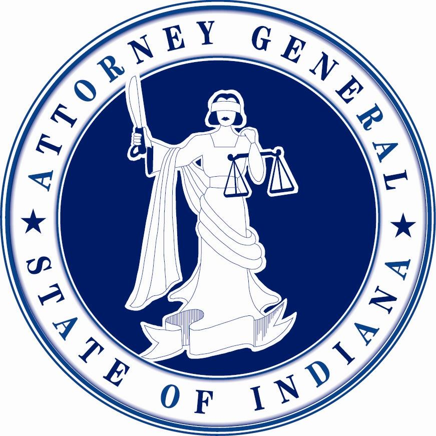 Indiana Attorney General seal