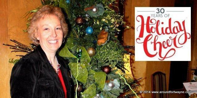 Kelly Updike on the Embassy Theatre's 30th anniversary Festival of Trees