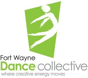 FWDC Fort Wayne Dance Collective logo