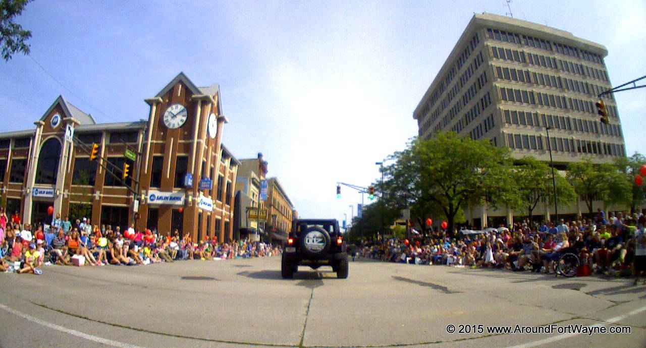 TRF Parade video
