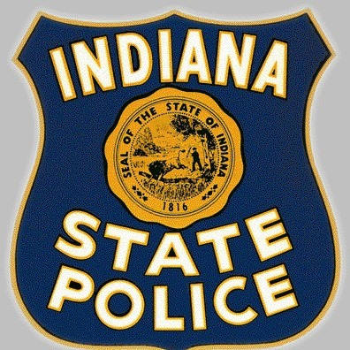ISP Indiana State Police logo