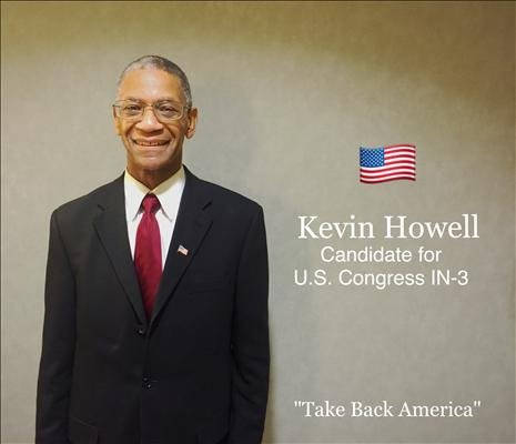 Kevin Howell for Congress