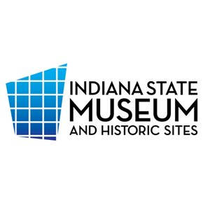 Indiana State Museum side logo