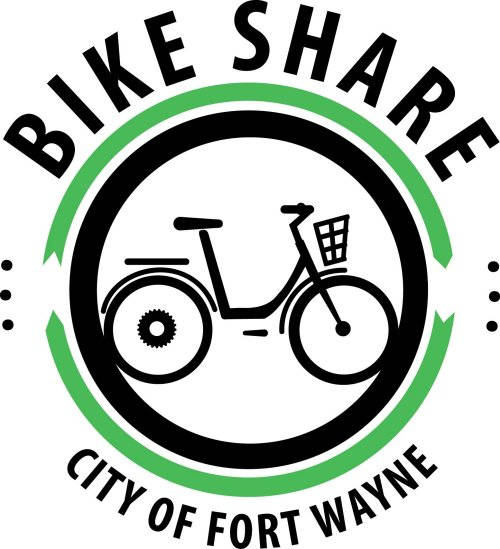 Fort Wayne Bike Share logo