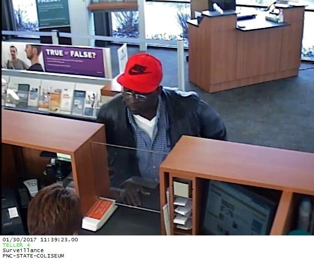 20170130 - PNC Robbery Suspect