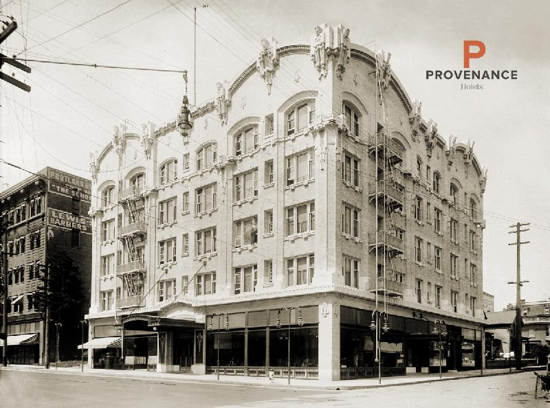 Provenance Hotels - Seattle Sentinel.