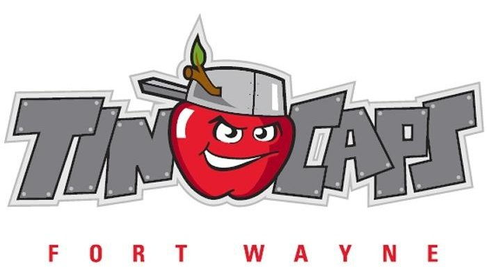 TinCaps new side logo