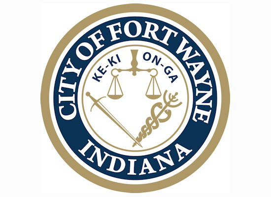 City of Fort Wayne seal new side